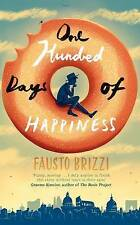 One Hundred Days of Happiness, Brizzi, Fausto, New Book