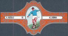 FOOTBALL CIGAR BAND-16-A.S.ROMA