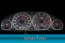 Tachoscheiben für BMW 300 kmh Tacho E46 Benzin M3 CARBON 3355 Tachoscheibe km/h