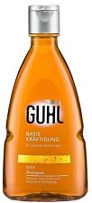 german Brand GUHL Strengthening Shampoo (Beer) 200ml 6.8oz New from Germany