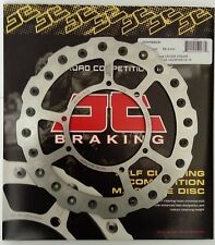 Honda CR125 (1995 to 2007) JT Brakes Self Cleaning 240mm FRONT Wavy Brake Disc
