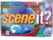 SCENE IT OFFICIAL FIFA WORLD CUP EDITION DVD GAME / GERMANY 2006 / NEW & SEALED