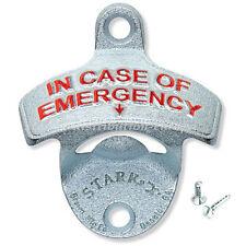 CASE OF EMERGENCY Abridor de pared orig. EE.UU. PREMIUM STARR X
