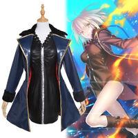 Fate Grand Order FGO Black Saber Shinjuku Alter Cosplay Costume Fancy Dress Suit