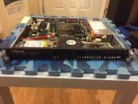Supermicro CSE-512 Mini Windows 10 Pro server