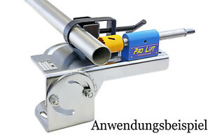 Pro-Lift-Werkzeuge Rohrausklinker Ausklinker Tube Notcher Rohre TN02J 02372