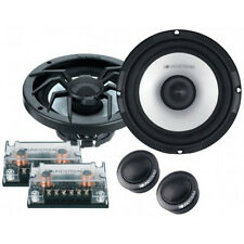 "NEW SoundStream 6.5"" Component FullRange Speakers.Shallow mount.Woofers.tweeters"
