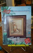 Vtg 2001 Lanarte Creative Home cross stitch kits catalogue Marjolein Bastin 17