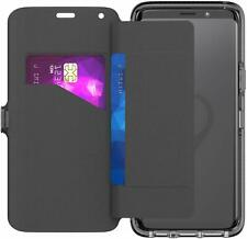 Tech21 Evo Wallet Case Cover For Samsung Galaxy S9+ PLUS Card Holder - Black