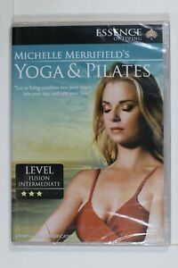 Michelle Merrifield's Yoga & Pilates Region 0 - New Sealed (D854)