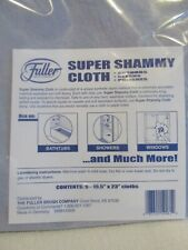Fuller Super Shammy Cloth - Set of 5 Shammy Cloths