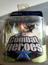 Hasbro G.I. Joe Shana Scalett Ohara Rise of Cobra Combat Heroes  Figure New.