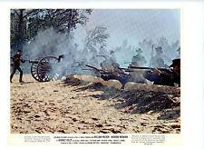 ALVAREZ KELLY Original Color Movie Still 8x10 William Holden 1966 12111
