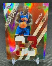 New listing 2009-10 PANINI ABSOLUTE SHAQUILLE O'NEAL CAVALIERS PRIME PATCH PRIZM 10/10
