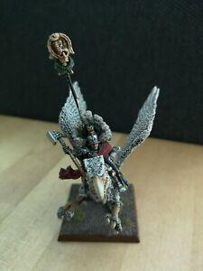 Warhammer Fantasy Empire Karl Franz On Griffon Deathclaw Metal