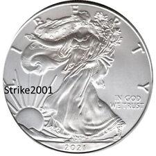 NEW !!! Dollaro USA 2021 Oncia Argento Liberty Eagle 1 oz. NEW !!!