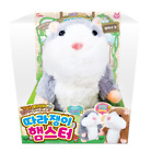Cute Talking Hamster Repeats What You Say Talking Toy Gift for Kids 3y