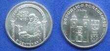 """PORTUGAL 500 Escudos SILBER 1995 Gedenkmünzen KM#686 """" SAINT ANTHONY """""""