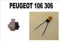 Peugeot 106 306 405 Nuevo Alternador Valeo Boquilla Anillos Set 1991-2003