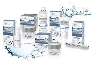 SALE! HYDRO LASER-REVOLUTION IN SKIN HYDRATION ON 5 LEVELS-Day/Night Cream,Serum