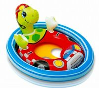 Intex Rider Inflatable See Me Sit Pool Rider for Age 3-4 Turtle