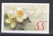 Briefmarken aus Deutschland (ab 1945) mit Blumen-Motiv als Einzelmarke