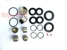 Jaguar E Type & Reliant Scimitar FRONT Brake Caliper Seal & Piston Kit (BRKP43)