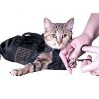 Cat Dog Grooming Bags Pet Grooming Restraint Bag Cat Grooming Bath Portable