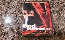 BAD INCLINATION DVD NEW! SEALED! GROTESQUE HORROR! SHRIEK SHOW 2003