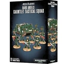 ARMOURED ASSAULT: DARK ANGELS GAUNTLET TACTICAL SQUAD Games Workshop - Warhammer
