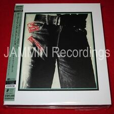 THE ROLLING STONES - STICKY FINGERS - JAPAN PLATINUM SHM CD - UICY-40011