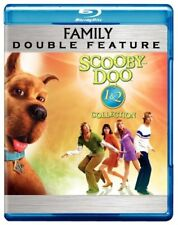 Scooby Doo: Movie & Scooby Doo 2: Monsters Unleash [New Blu-ray] Ac-3/Dolby Di