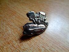Sportster Harley Davidson Motorcycle Biker Pin Classic Vest Patch Emblem Badge