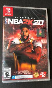 NBA 2K20 (Nintendo Switch) NEW