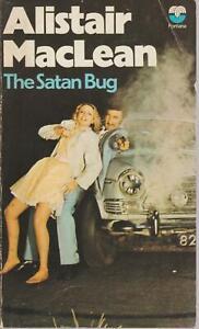 The Satan Bug by Alistair MacLean paperback ~Aus Seller~Fast n Free