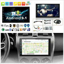 "7"" 2Din Universal Android 9.1 2GB+16GB Car Stereo Radio GPS Wifi Mirror Link OBD"