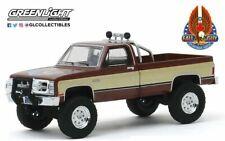 Greenlight* The Fall Guy Truck*82 GMC K-2500 Pickup* Stuntman*Colt Seavers*1:64