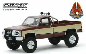 Greenlight* The Fall Guy Truck*82 GMC K-2500 Pickup* Stuntman*Colt Seavers*1:64