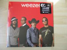 WEEZER RED ALBUM LP 180 GRAM VINYL NEW SEALED + DOWNLOADCARD