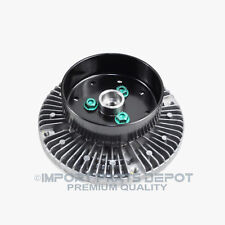New Engine Fan Clutch + Pulley VW Volkswagen Premium Quality 06B347