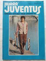 HURRA' JUVENTUS N. 12 DICEMBRE 1979 GAETANO SCIREA BEROE COPPA DELLE COPPE