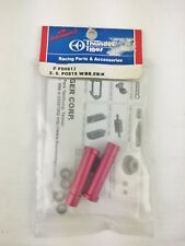 Thunder Tiger PD0612 Servo Saver Posts W/BB, EB/K