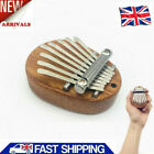 Mini Kalimba 8 Keys Thumb Piano Great Sound Finger  Instrument Keyboard Musical