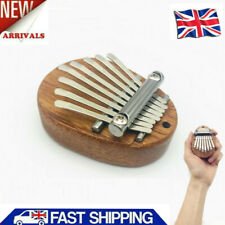 More details for mini kalimba 8 keys thumb piano great sound finger  instrument keyboard musical
