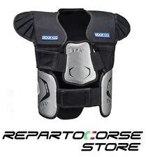 KART SPARCO - CORPETTO PARACOSTOLE SPK-7 NERO - 002411 TAGLIA S