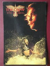 POSTCARD ADVERT FILM POSTER THE CROW - CITY OF ANGELS COLLAGE 1 B30