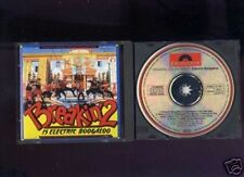 ost BREAKIN' 2 original 1984 JAPAN CD diff cov P33P-50010