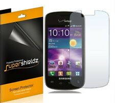 6 HD Clear Screen Protector Cover For Samsung Galaxy Proclaim Net10 StraightTalk