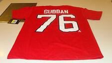 Team Canada 2014 Sochi Winter Olympics Hockey S Red PK Subban T Shirt
