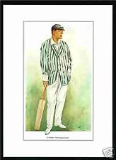 CRICKET - PACKET OF 50 - SUPERB VANITY FAIR PRINTS - CRICKETER - E. W.  DILLON
